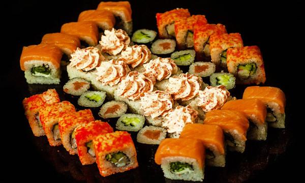 Набор суши и роллов Хит