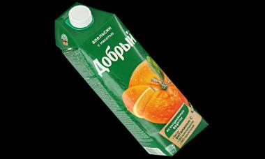 Сок Добрый Апельсин 1л