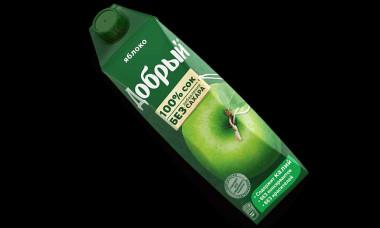 Сок Добрый Яблоко (без сахара)